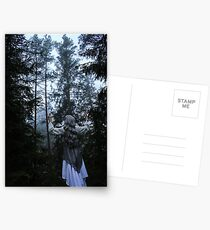 Homage To The Forest Postcards