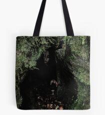 Cave Dweller Tote Bag