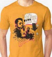 New James Baldwin (now with more 'tude) Unisex T-Shirt