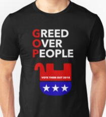 GOP - Wählt sie aus Slim Fit T-Shirt