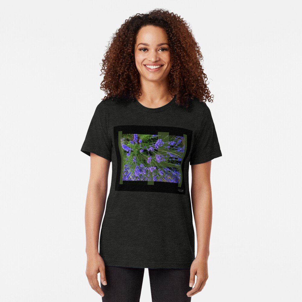 Lavender Blue Dilly Dilly Tri-blend T-Shirt