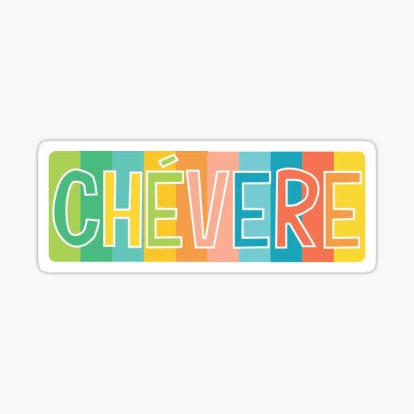 Chévere Sticker
