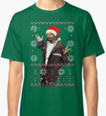 Snoop Dog Christmas Classic T-Shirt
