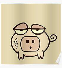 Socket Nose Piggy VRS2 Poster