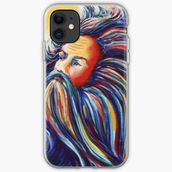 Father Time iPhone Soft Case