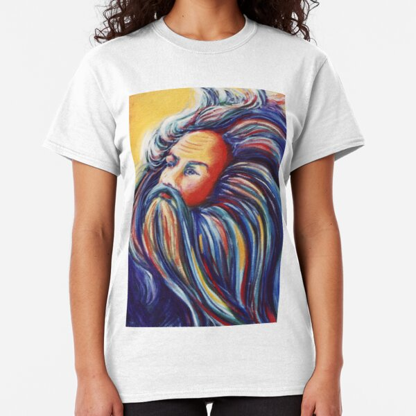 Father Time Classic T-Shirt
