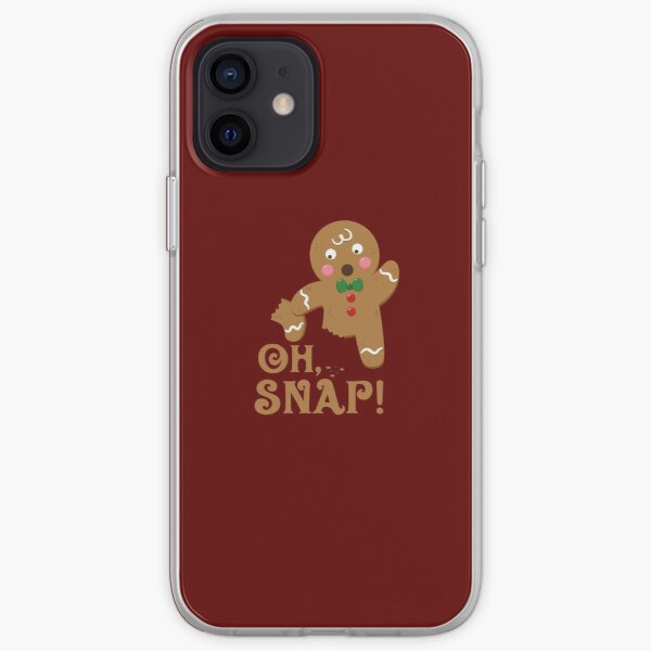 OH Snap iPhone Soft Case