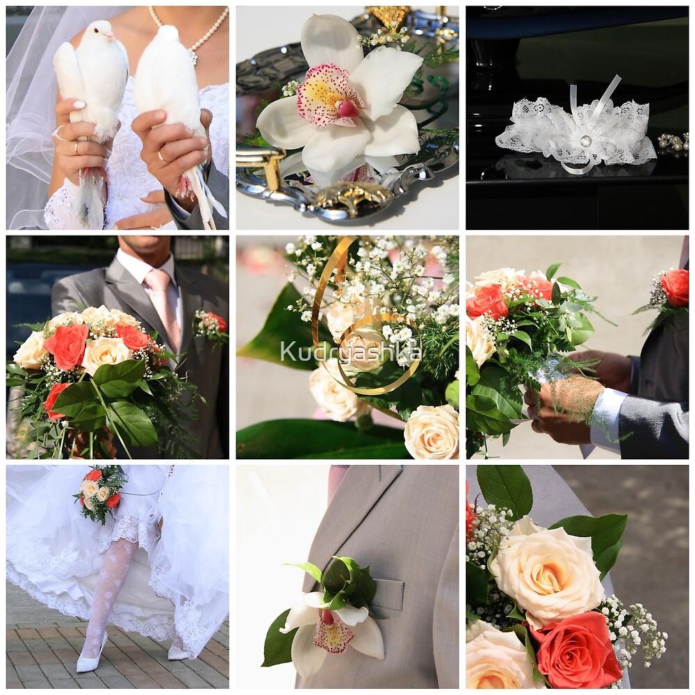 Wedding collage by Kudryashka