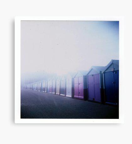 Brighton Blues Canvas Print