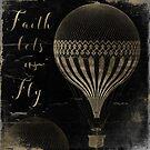 God's Balloon II by mindydidit