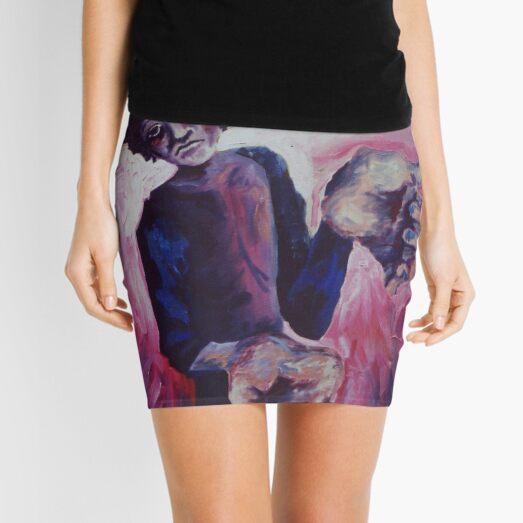Help Me Mini Skirt