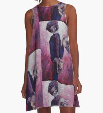 Help Me A-Line Dress