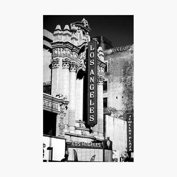 Los Angeles Theatre  Photographic Print