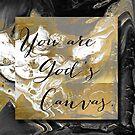 God's Canvas I by mindydidit