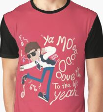 Baby Driver - Dance Graphic T-Shirt