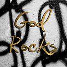 RockNRule II God Rocks by mindydidit