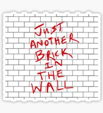 Pink Floyd - The Wall Sticker