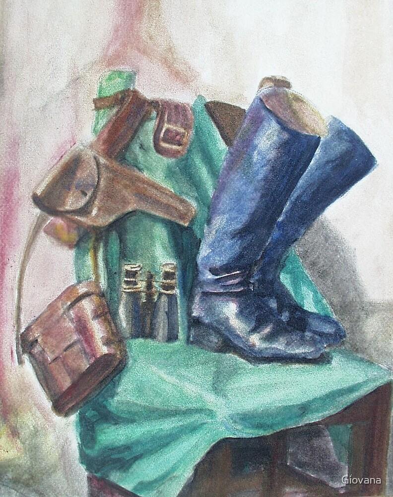 Cretan Boots by Giovana
