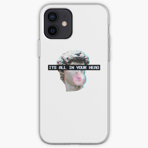 Colección Vaporwave Funda blanda para iPhone