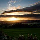 Sunset by Alan Rodmell