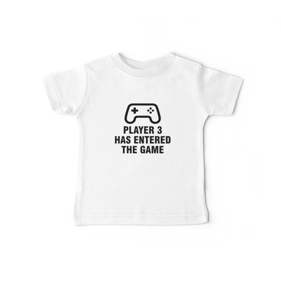 Player 3 has entered the game by allthetees