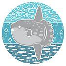 Mola Mola von Britt Sorensen