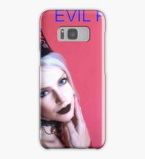 EVIL PRINCESS https://twinprincess.wixsite.com/2-princesses Samsung Galaxy Case/Skin