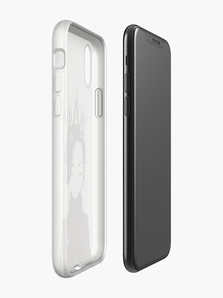 Alternative Ansicht von Waldkönigin iPhone-Hülle & Cover