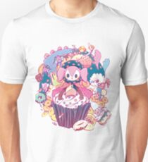 Puella Magi Magica Madoka - Charlotte and Friends Unisex T-Shirt