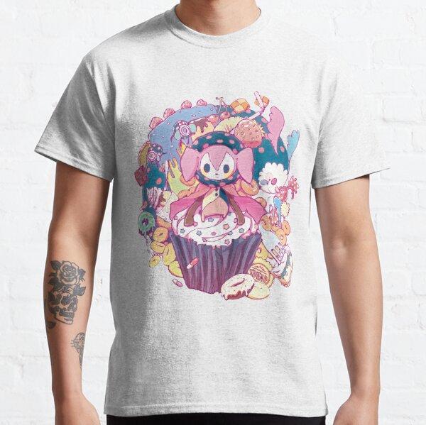 Puella Magi Magica Madoka - Charlotte and Friends Classic T-Shirt
