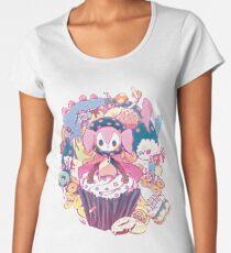 Puella Magi Madoka Magica - Charlotte und Freunde Premium Rundhals-Shirt