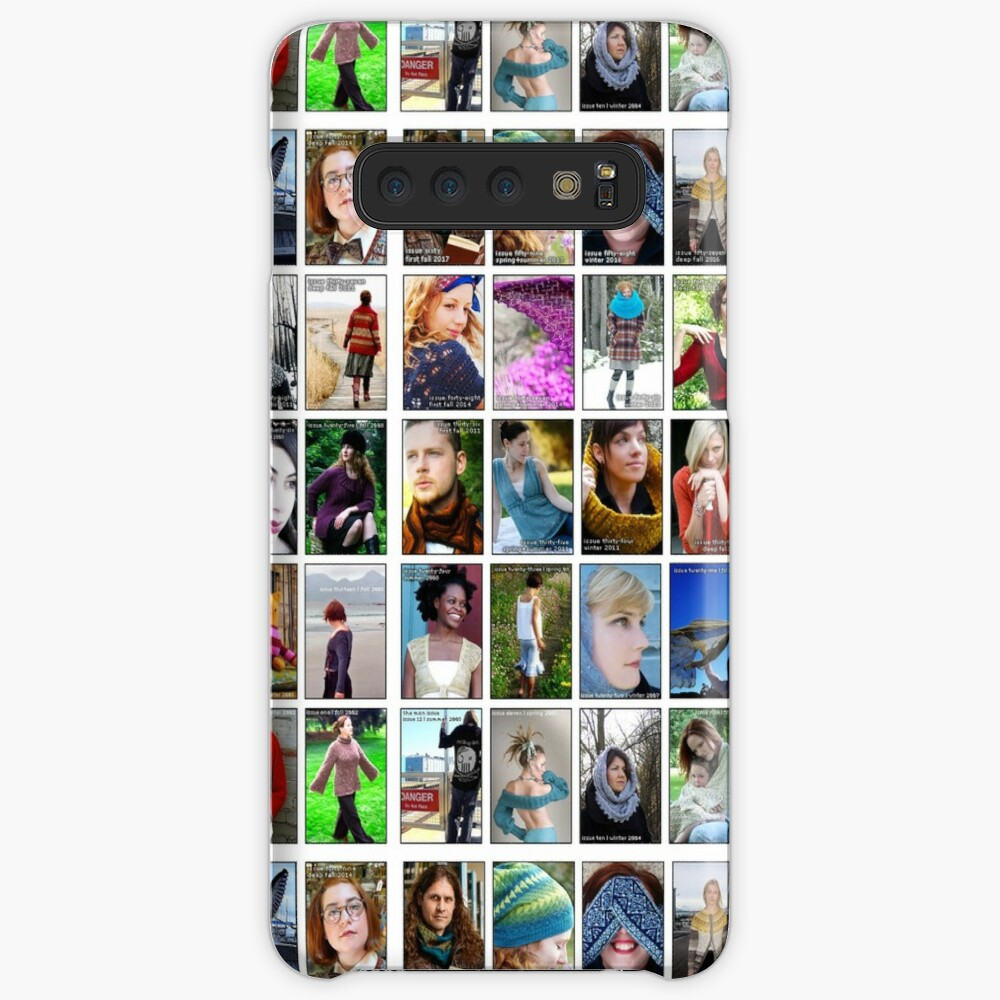 Knitty covers Case & Skin for Samsung Galaxy