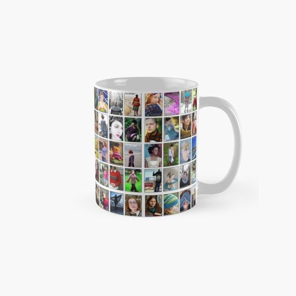 Knitty covers Classic Mug