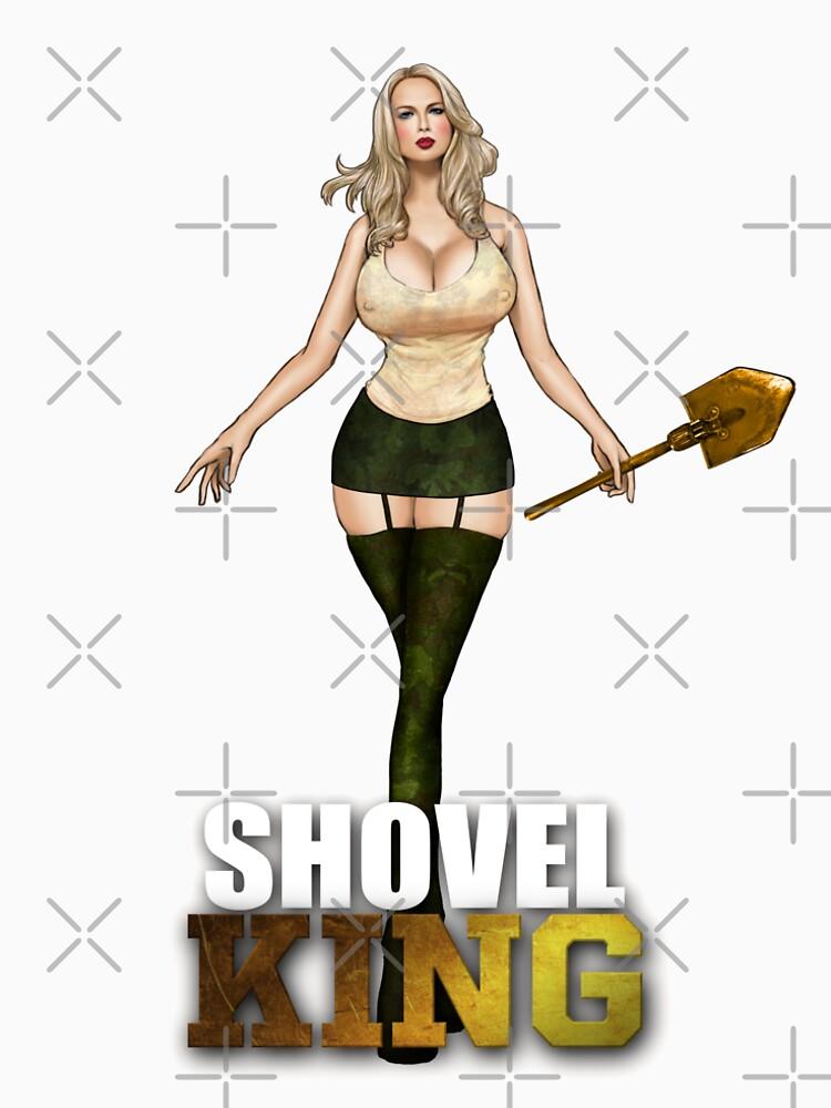 Shovel King by proeinstein