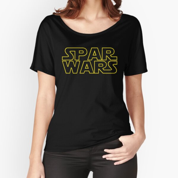 SPAR WARS Relaxed Fit T-Shirt