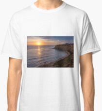 Lunada Bay Sunset Classic T-Shirt