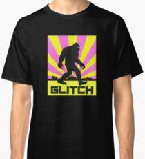 Glitch Bigfoot Classic T-Shirt