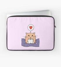Hamster Love Laptop Sleeve