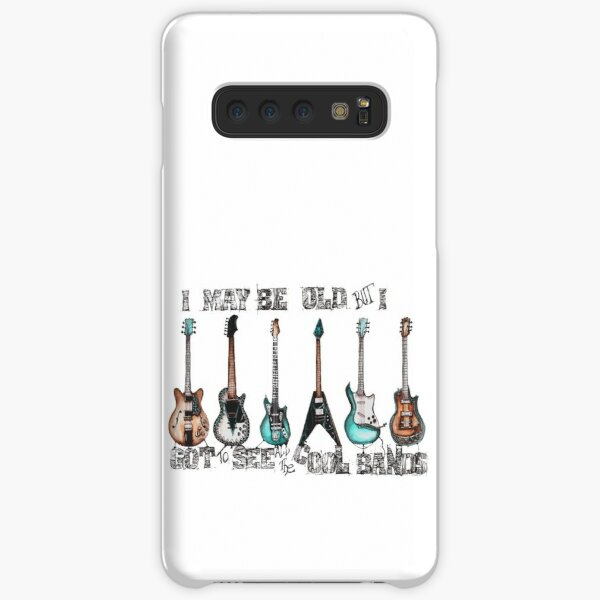 I may be old but I got to see all the cool bands Samsung Galaxy Snap Case