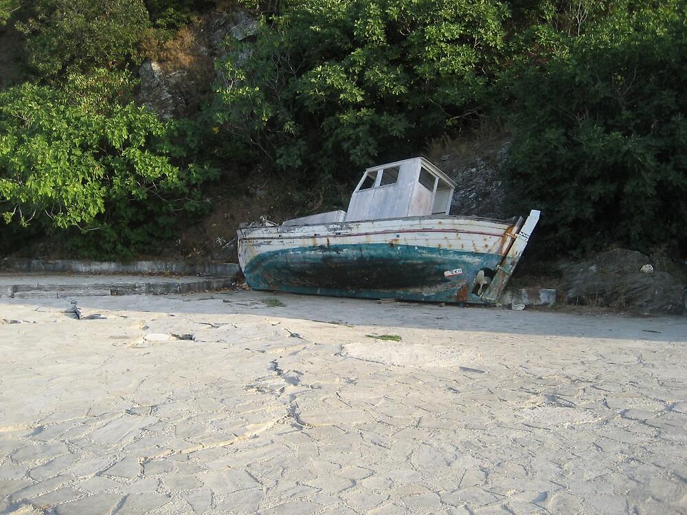 Wreck by CarolineSofia