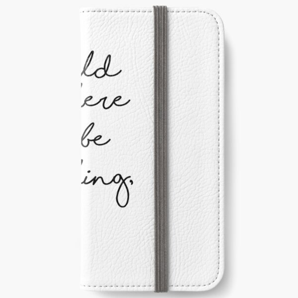 In a world iPhone Wallet