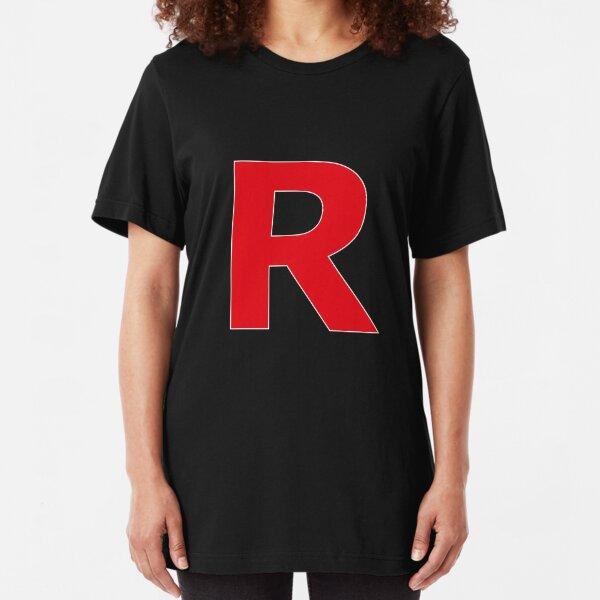 Team Rocket Slim Fit T-Shirt