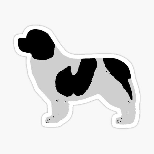 Newfoundland (Landseer) Sticker