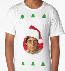 Dashing Theroux the snow - Therouxgear Long T-Shirt