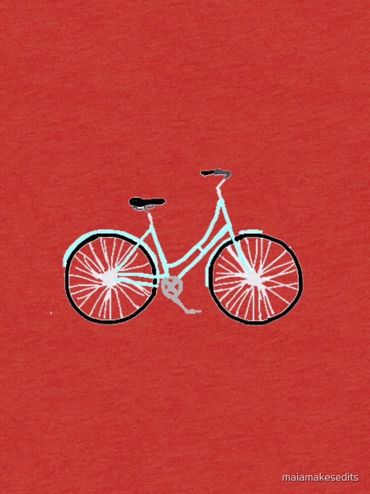 Fahrrad von maiamakesedits