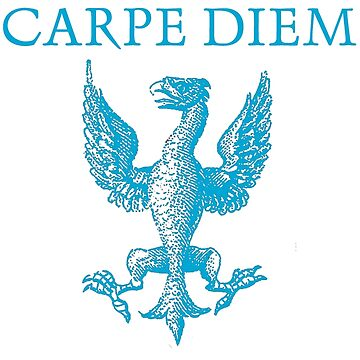 Carpe Diem Phoenix by Zehda