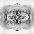 Mirrored Drawing. by Andrew Nawroski