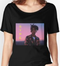 Jaden Smith Syre Women's Relaxed Fit T-Shirt