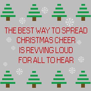 Spreading Xmas cheer by TswizzleEG