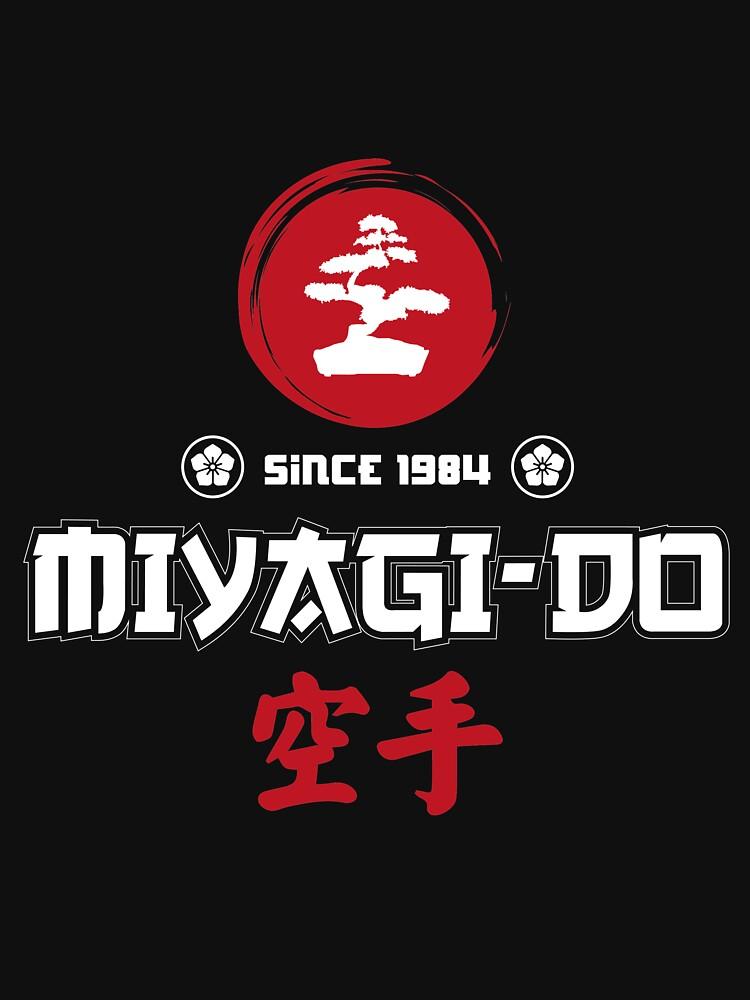 karate kid miyagi von digitalage